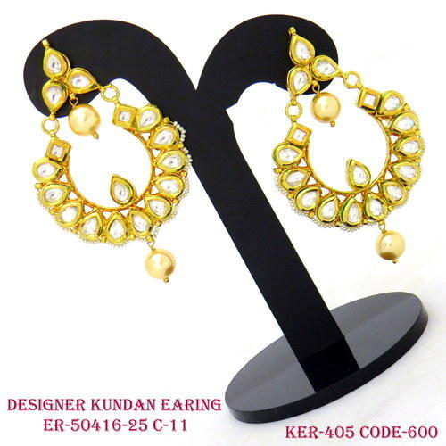 Fashion Kundan Earring