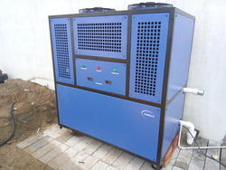 10TR Air Cooled Water Chiller