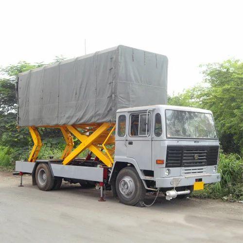 Truck Mounted Scissor Lifts