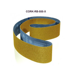 Waterproof Cork Abrasive Cloth