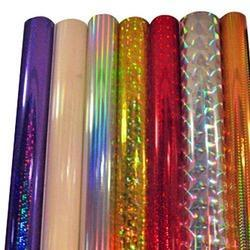 Holographic Film For Packaging