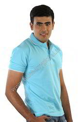 Collar Half Sleeve T Shirt