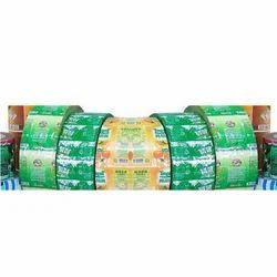 Multicored PVC Shrink Labels