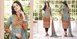 Fancy Designer Jolly Salwar Suit