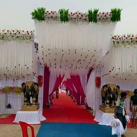 Wedding decoration article fether siling manufacturer from delhi junglespirit Image collections