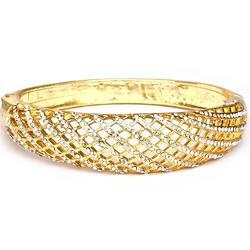 listing gold golden bracelet single bangle simple fullxfull zoom brass cuff il