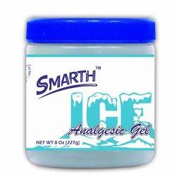 Ice Analgesic Gel 8 Oz (227g) Clear