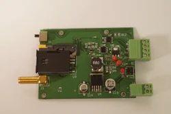 RS485 Interface GSM Modem PCB