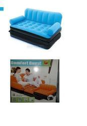 Air Sofa Bed - Velvet
