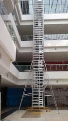 Aluminum Mobile Scaffolding Tower
