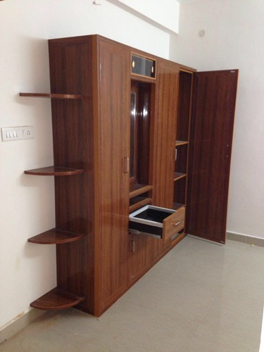 Pvc Cupboards At Rs 180 Square Feet Polyvinyl Chloride