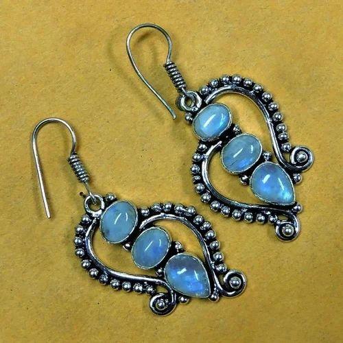 Earrings larimar pendant manufacturer from jaipur aloadofball Image collections