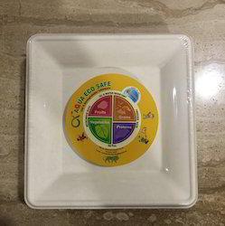 Disposable Pulp Square Plates