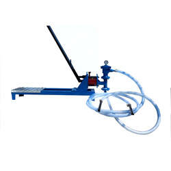 High Pressure Manual Cement Grout Pumps