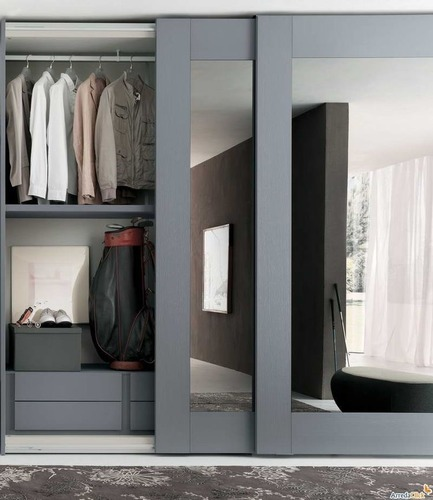 Buy Modular Kitchens And Wardrobes In Gurgaon Delhi Ncr: Sliding Doors Wardrobes Design