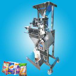 Granules Filling Machine - Weigh Filler