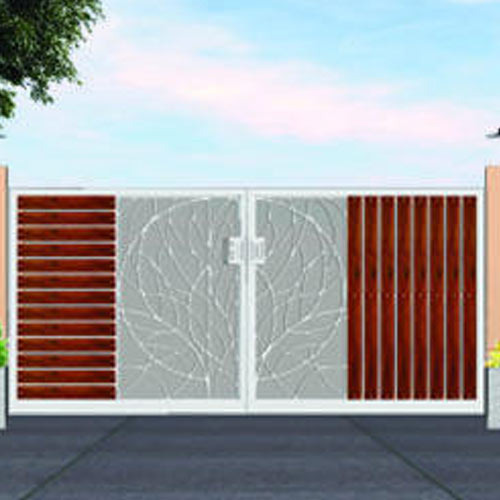 Ms gate designs joy studio design gallery best design for Modern main gate designs