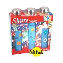 Shiny Deluxe 3pc Set Pet Bottle
