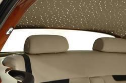 Fiber Optic Light On Car Roof