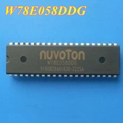 W78E058DDG Integrated Circuits