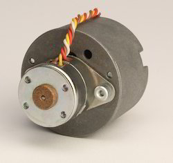 Miniature Stepper Motor With Round Gearbox