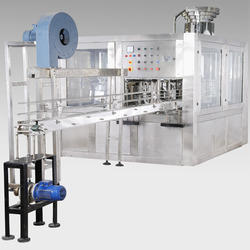 Automatic PET Bottle Washing Filling and Capping Machine