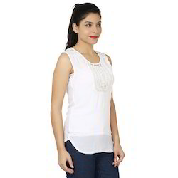 Sleeveless Women Top
