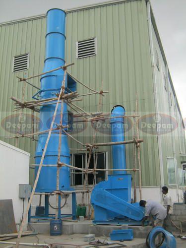 Industrial Wet Scrubber