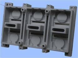 16A Cover Compression Molds