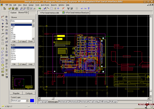 PCB Design Software Protel & PLC Repairing from Ghaziabad