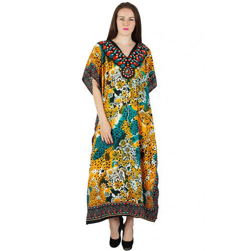 Polyester Beach Full Kaftan