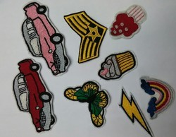 Embroidered Patches Normal and Chenille