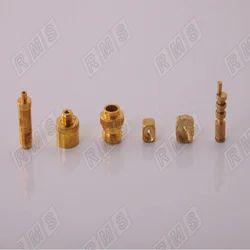 Brass Gas Valve Parts