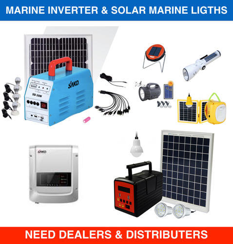 Solar Marine Inverters