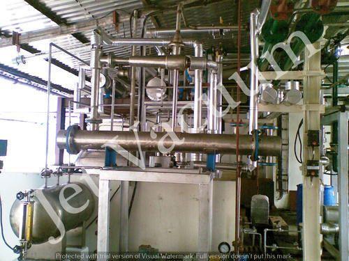 Steam Jet Vacuum System