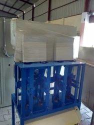 4 Blade Cashew Shelling Machine