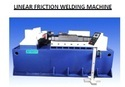 Linear Friction Welding Machine (LFW- 6T - NC)