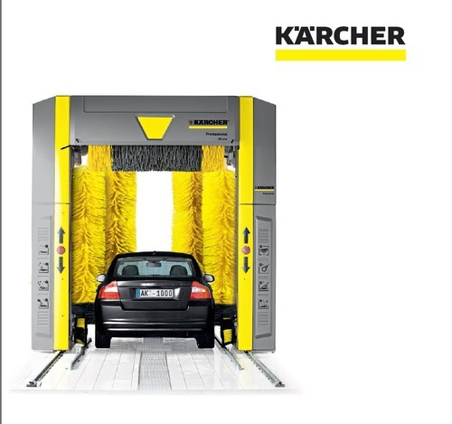 Karcher Automatic Car Washing System Sri Ganesh Motors