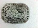 White Metal Fine Jewellery Box