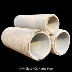 NP4 RCC Hume Pipes