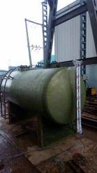 Cylindrical Storage Tank