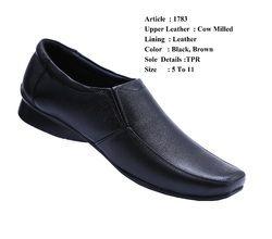 Ambur Leather Shoes Price