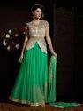 Ladies Bridal Long Gown