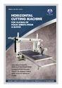 Horizontal Foam Cutting Machines