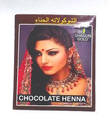 Chocolate Henna Powder