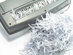 Strip Cut Shredder