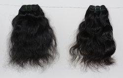 Machine Weft Indian Human Hair