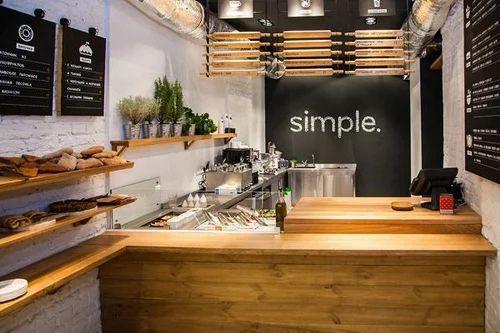 Interior Designing Service - Cafe Interior Design Service Provider ...