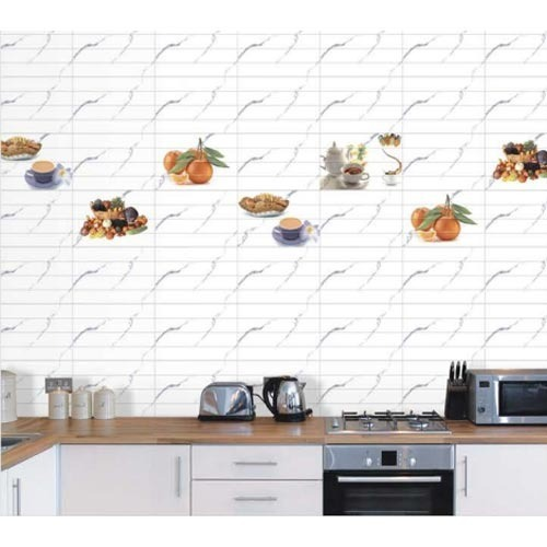 Designer Kitchen Tiles Manufacturer From Morbi