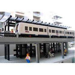 Metro Train Models